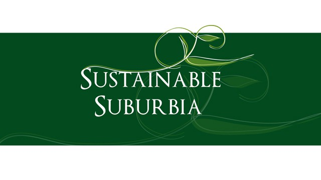 sustainable suburbia