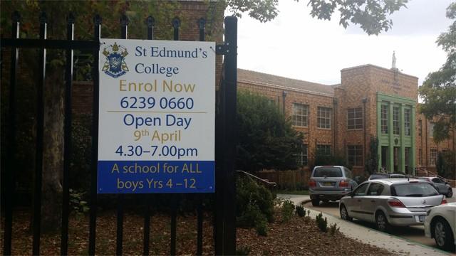 st edmund's college